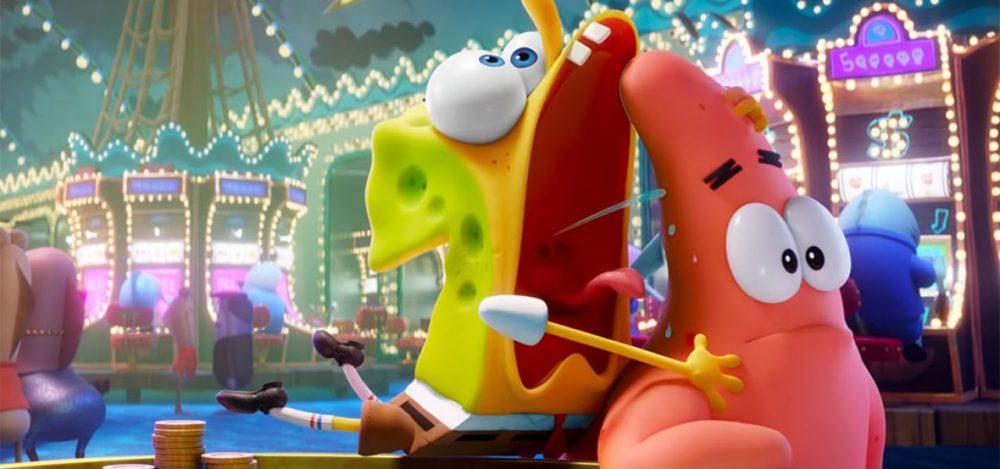 Sponge on the Run Movie image
